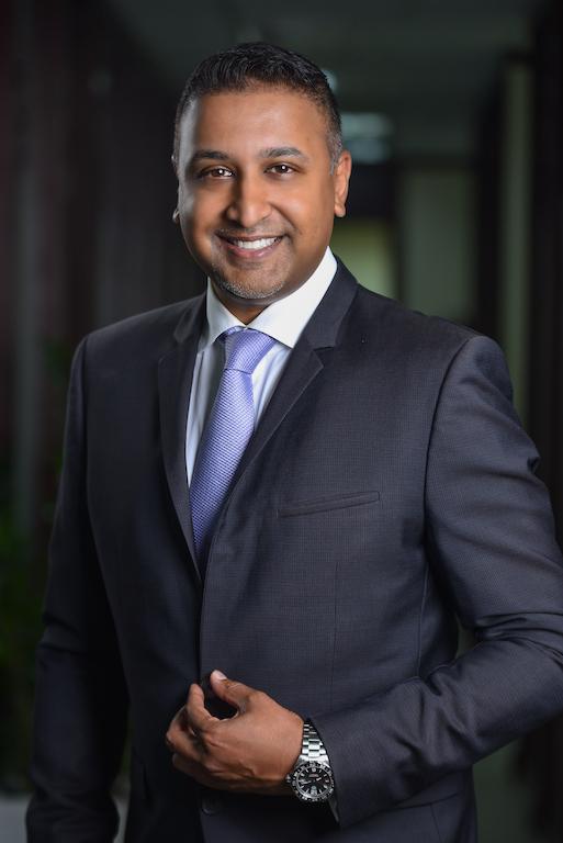 جيفري ألفونسو، الرئيس التنفيذي لشركة «ألف» بالوكالة