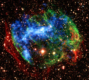 Original Image source: NASA supernova