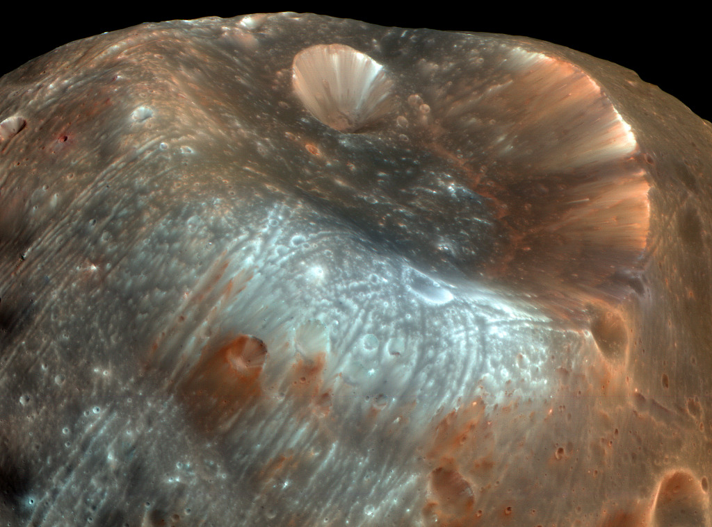 Image Credit: HiRISE, MRO, LPL (U. Arizona), NASA