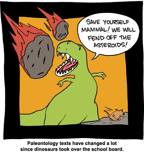 Confirmed: An Asteroid Killed the Dinosaurs