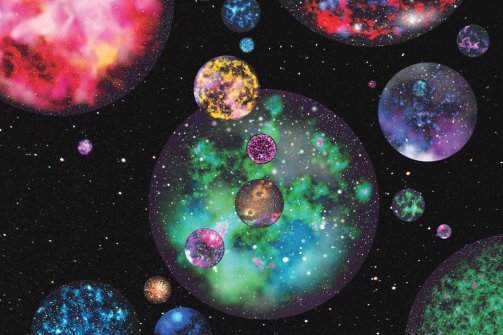 Physicists create world's first multiverse of universes in the lab