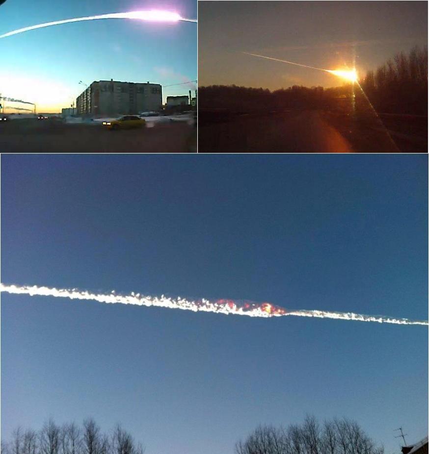 Russian Meteor Strike