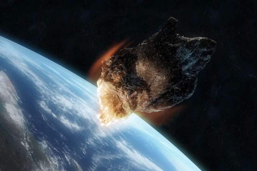 Asteroids May Not Be Building Blocks, But Byproducts of Planetary