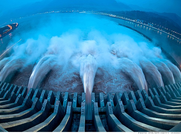 Three Gorges Dam (Source)