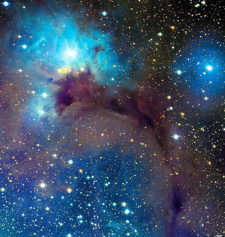Credit: Canada-France-Hawaii Telescope/Coelum