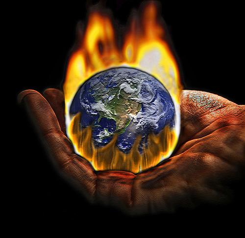 dangers of global warming on earth