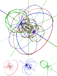 A depiction of a 3-sphere. Image from: Wikipedia