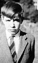 Hawking as a child (Source)