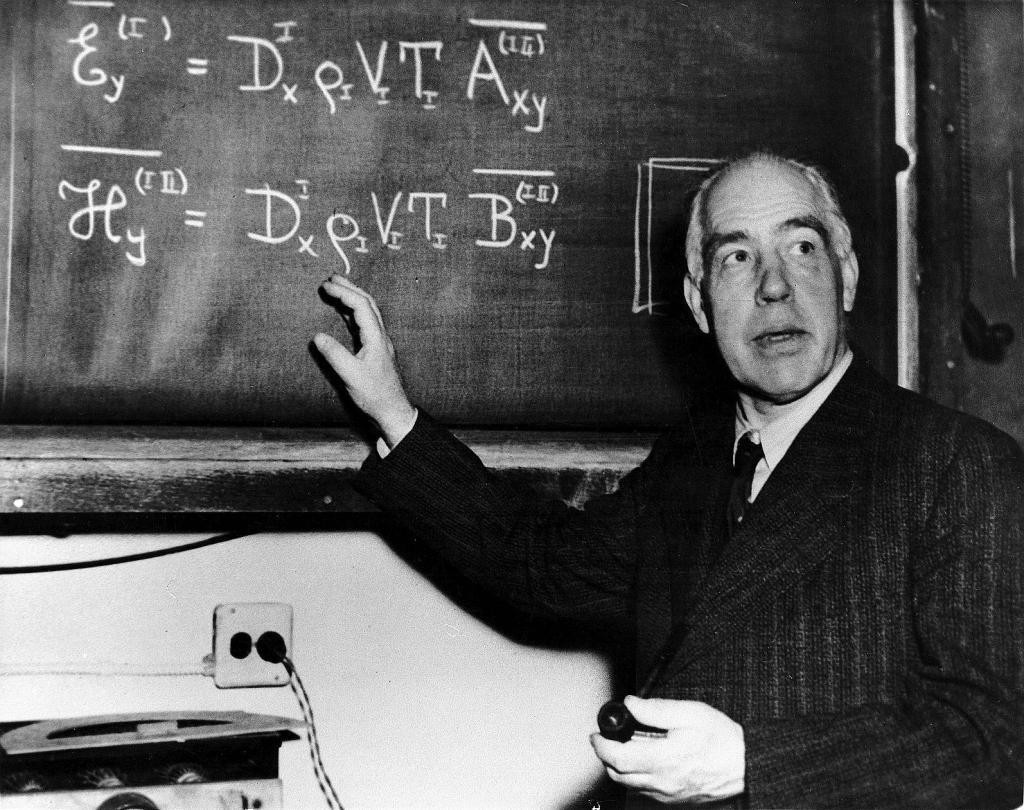 Know Your Scientist Niels Bohr The Father Of The Atom