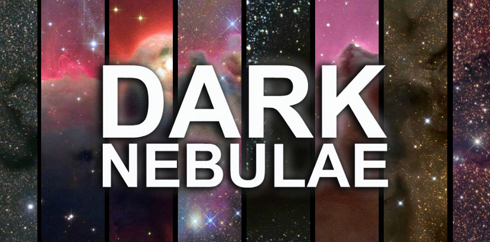 Dark Nebulae Collage