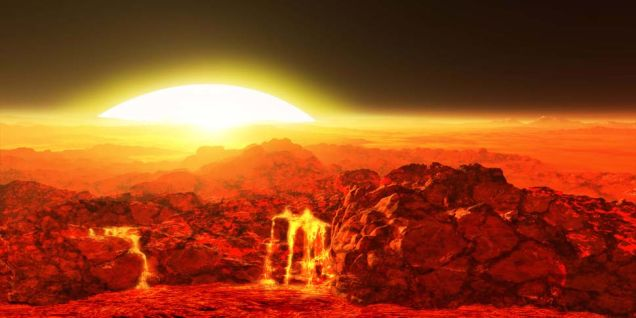 kepler 78b  the demon planet