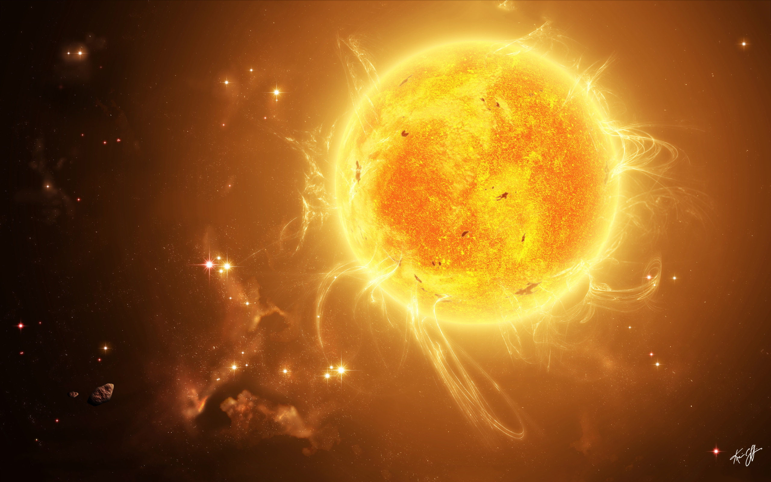 How Will Our Solar System (and our planet) Die?