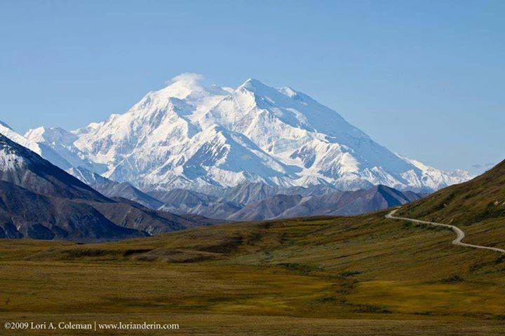 Mt. McKinley/Denali via Lori A. Coleman