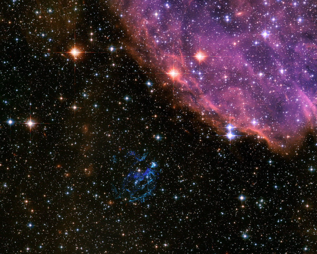 Image Credit: NASA, ESA and the Hubble Heritage Team STScI/AURA