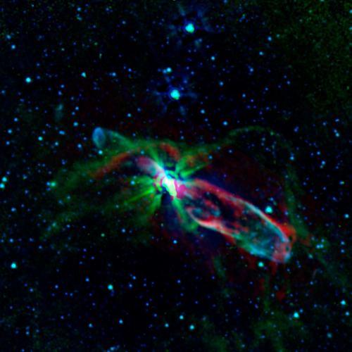 Image Credit: NASA/JPL-Caltech/ALMA