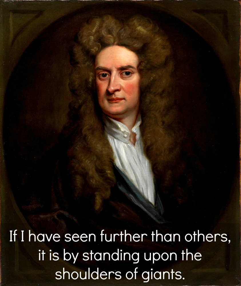 Isaac Newton - biography and scientific discoveries that turned the world around
