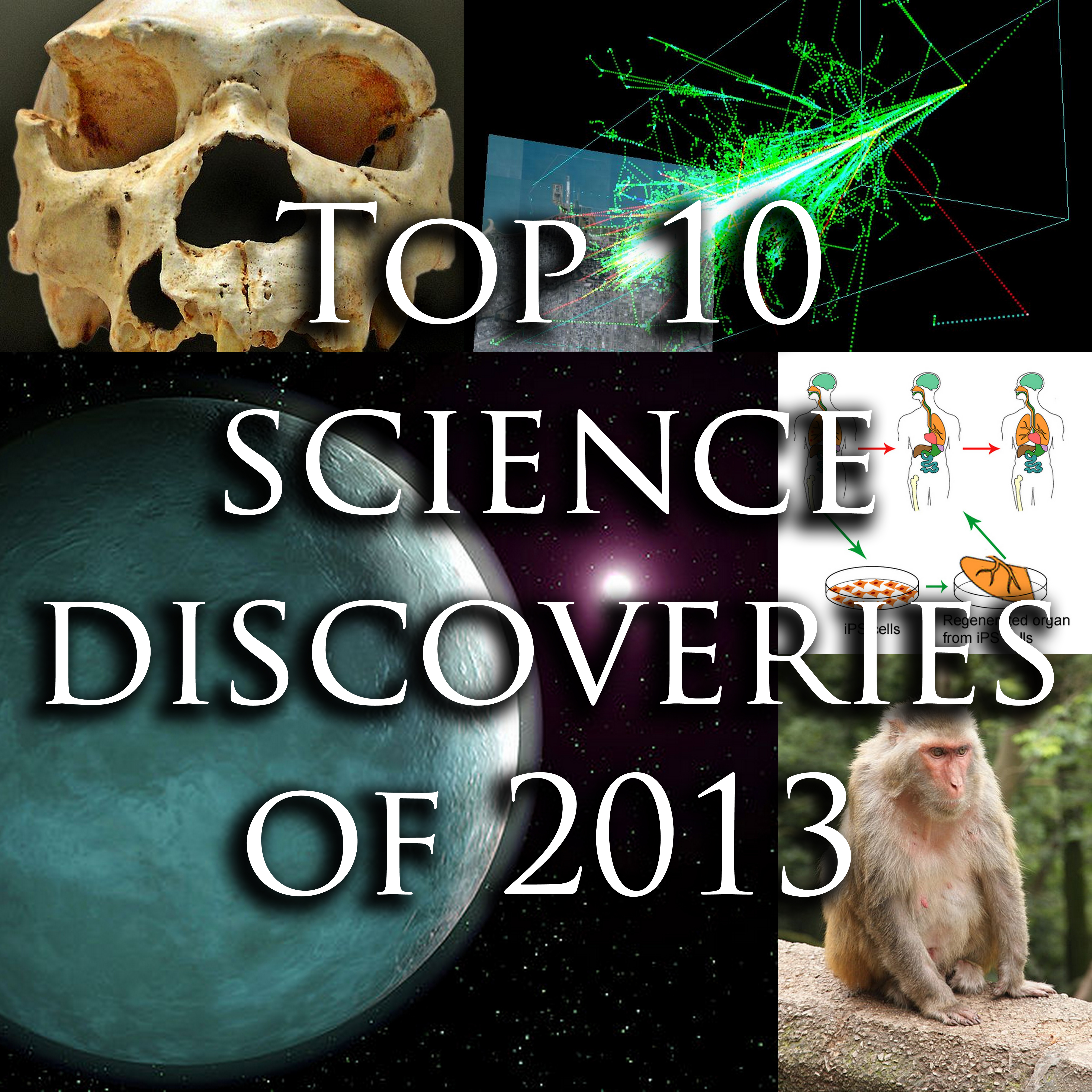 recent discoveries in science - HD5120×5120