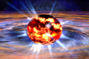A Neutron Star - Small but scary. Image: NASA