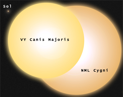 NML Cygni courtsey of Astro Explorer