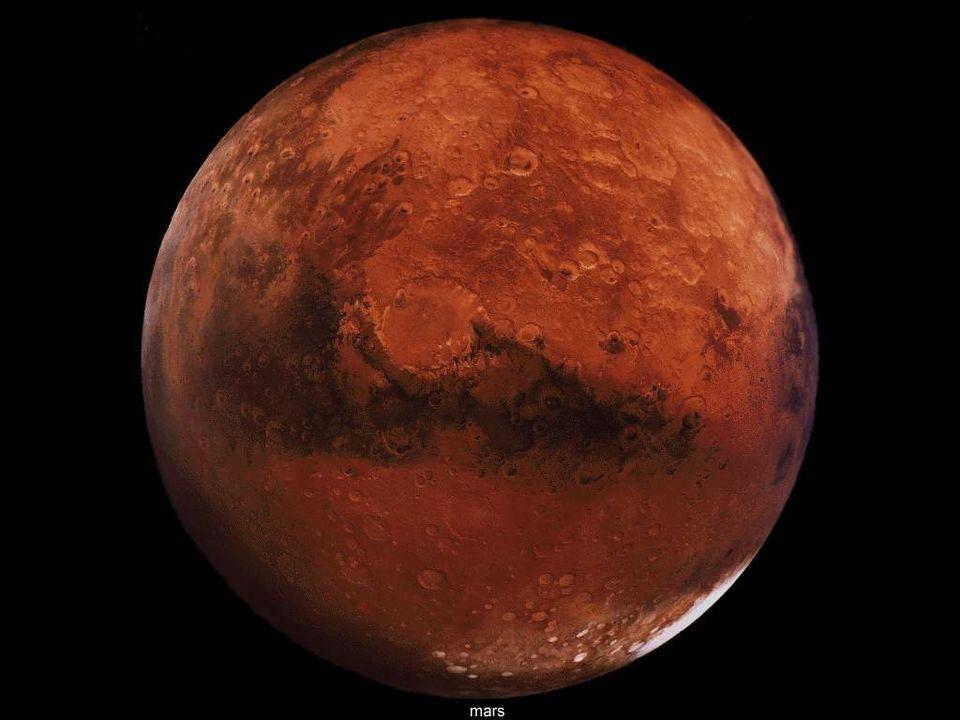 Mars via NASA
