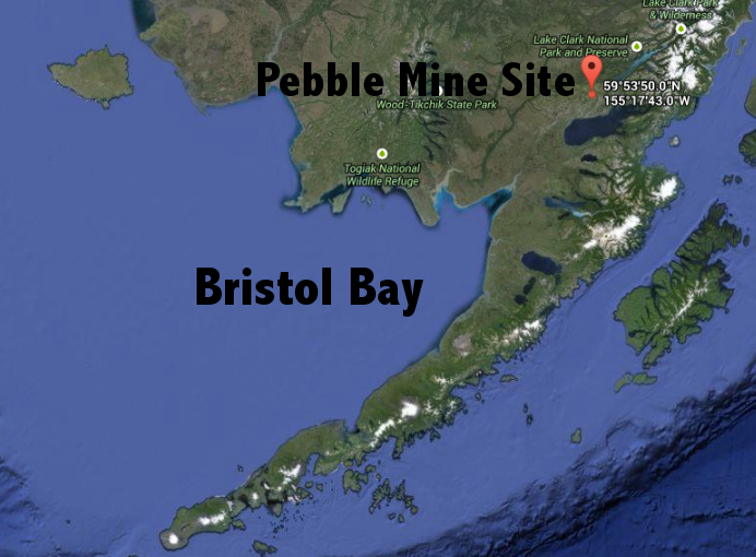 Pebble CEO Shively makes case for Bristol Bay watershed ...