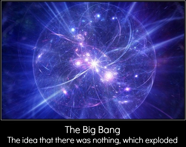 1120 - big-bang explosion nothing theory