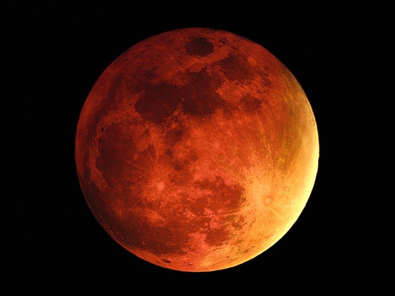 blood moon nasa eclipse