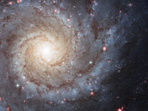 The grand spiral galaxy, M74, as seen almost completely face on. Image Credit: NASA, ESA, and the Hubble Heritage (STScI/AURA)-ESA/Hubble Collaboration