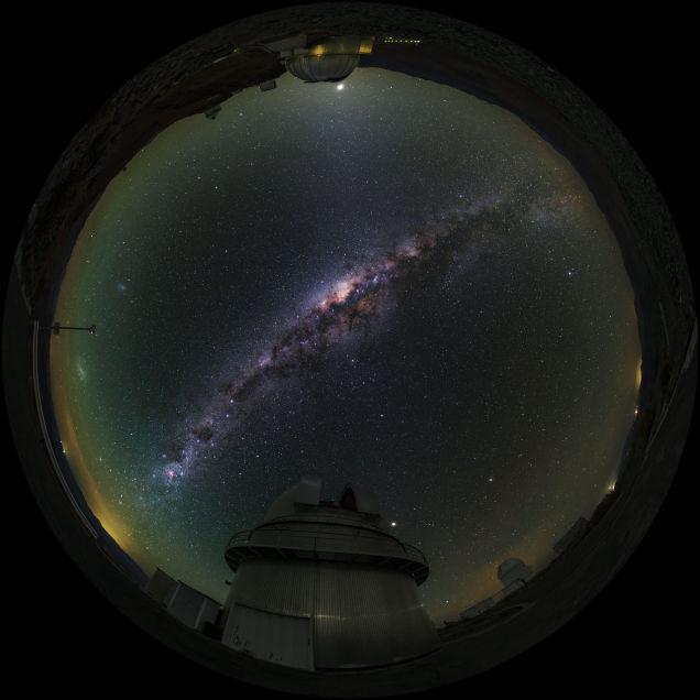Image Credit: ESO/B. Tafreshi