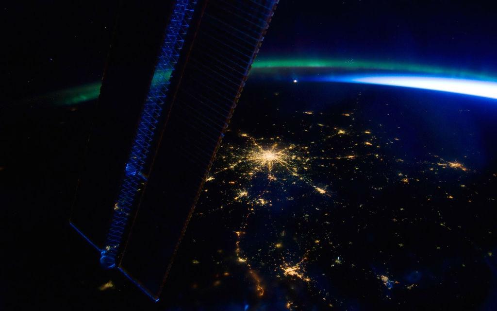 Image via NASA/ISS
