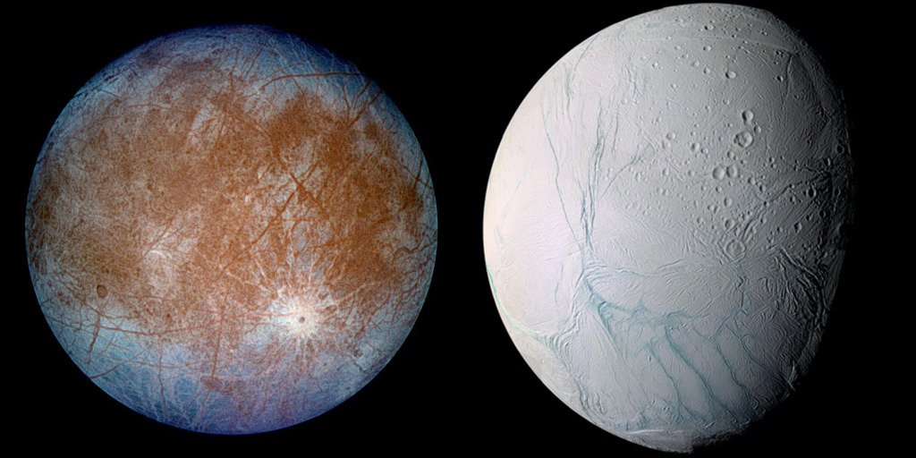 Kerberos Moon Of Plluto: Did Pluto's Moon Once Have An Underground Ocean?