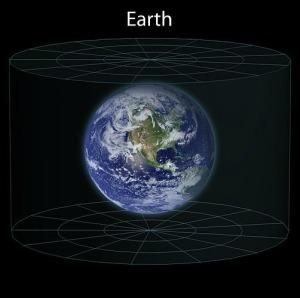 Earth on a Celestial Scale 1