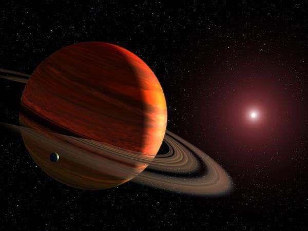 Photo via: NASA,ESA and G. Bacon (STScI)