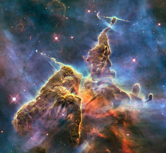 Image credit: NASA/Hubble