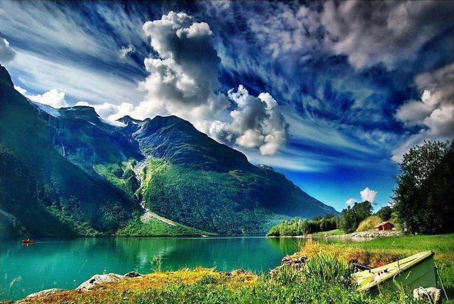 The Geiranger Fjord, Norway (Image Credit: Joan Trias)
