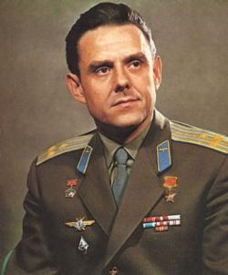 The Heartbreaking Story of Vladimir Komarov