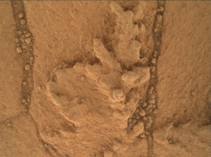 Mars drill curiosity 2