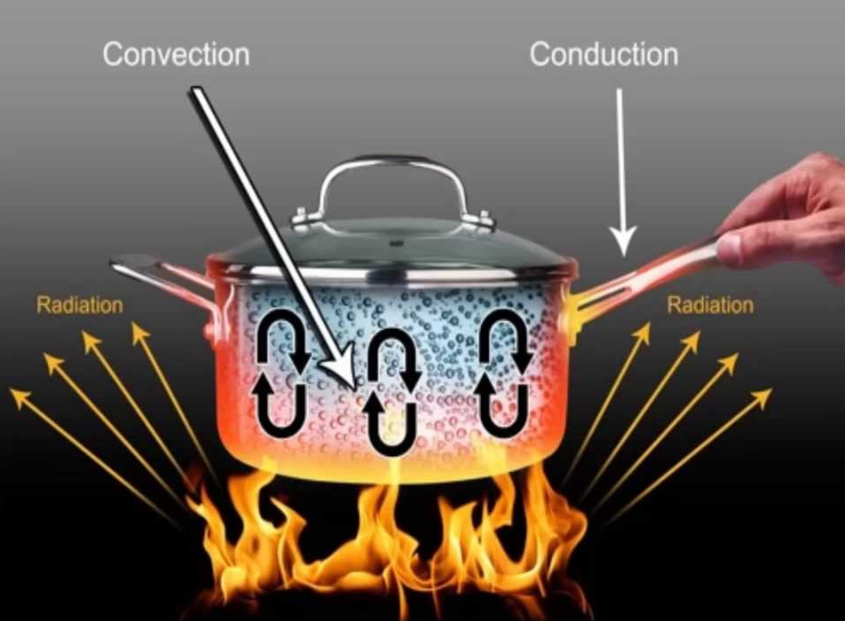 How A Thermos Works Physics Of Heat Transfer Futurism