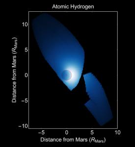 MAVEN Hydrogen Findings