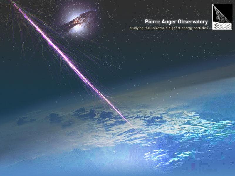 Image Credit: Pierre Auger Observatory Team