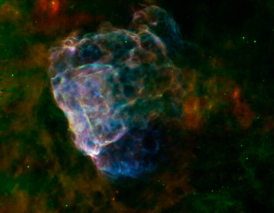 Image Credit: NASA/ESA/JPL-Caltech/GSFC/IAFE