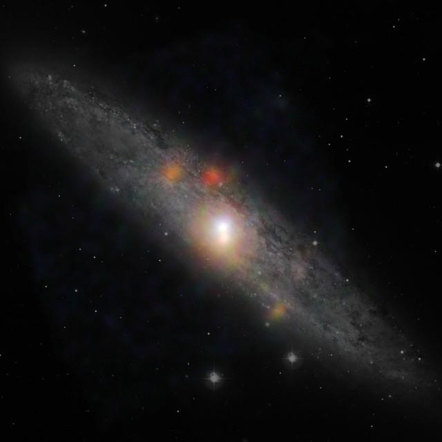 Image credit: NASA/ESO