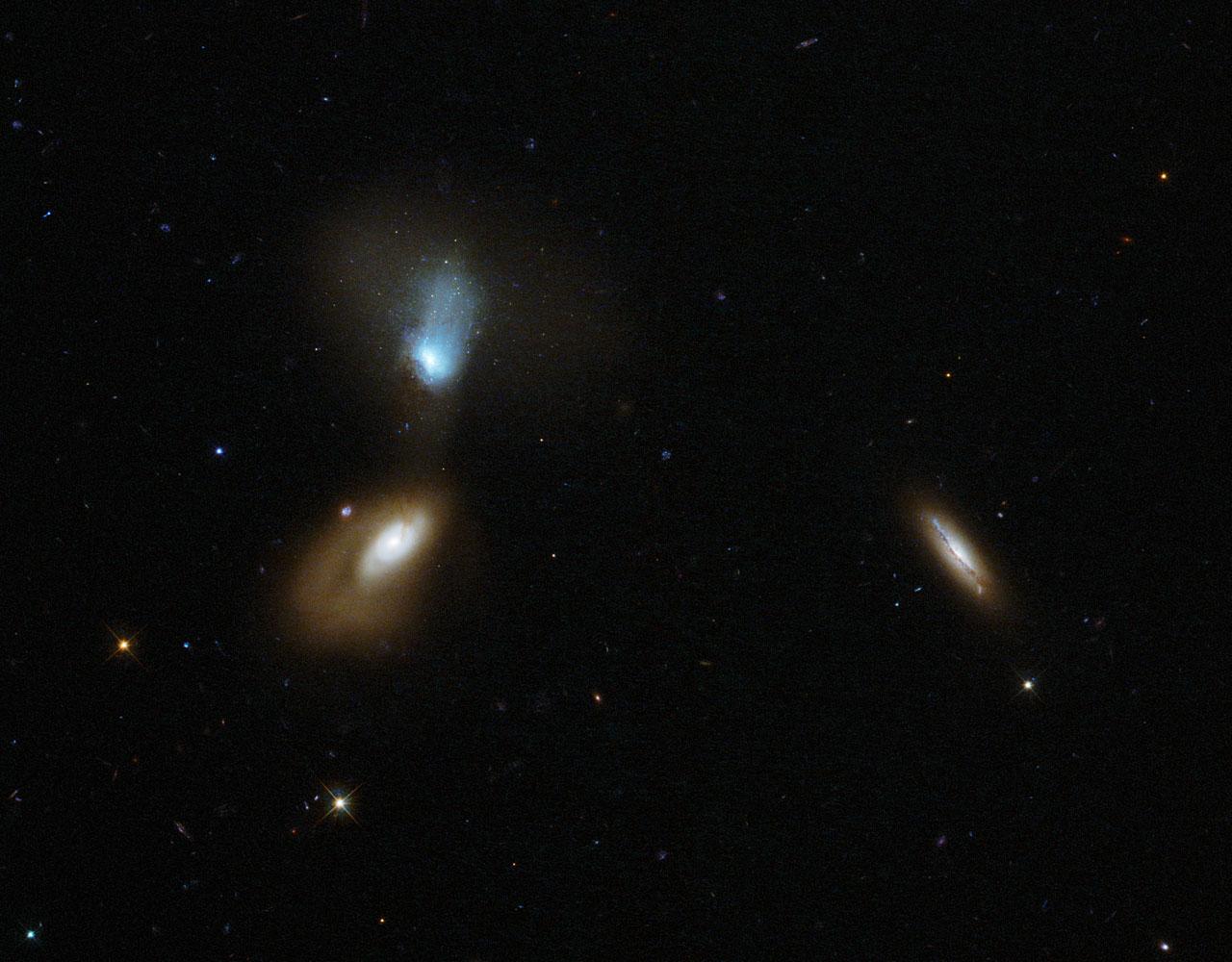 Image credit: ESA/Hubble & NASA Acknowledgement: Judy Schmidt