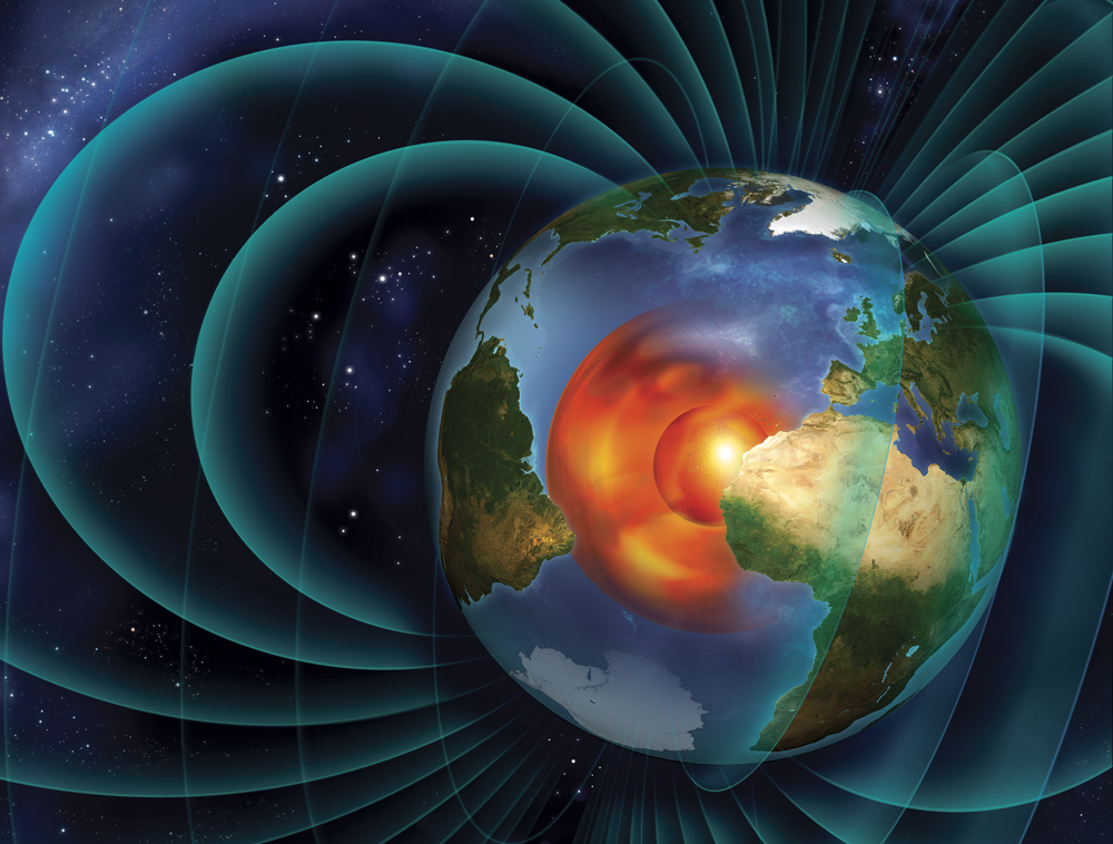 Asteroids Dying Magnetic Field Provides Window Into Our Own Future
