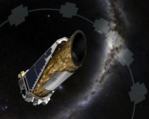 Kepler in K2 Mode (Credit: NASA Ames/JPL-Caltech/T Pyle)