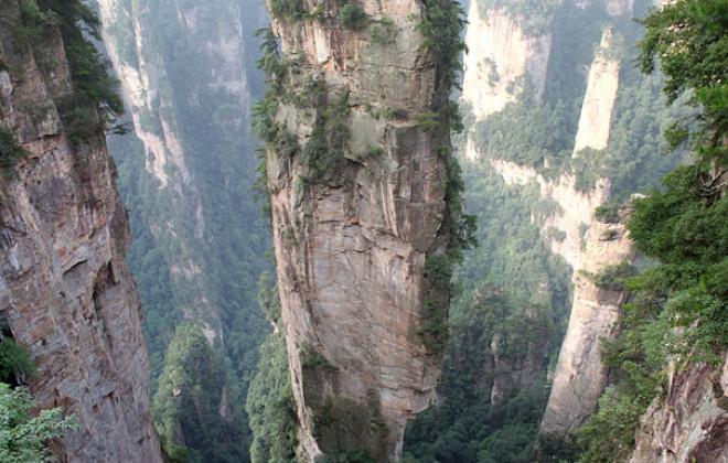 Tianzi Mountains 2