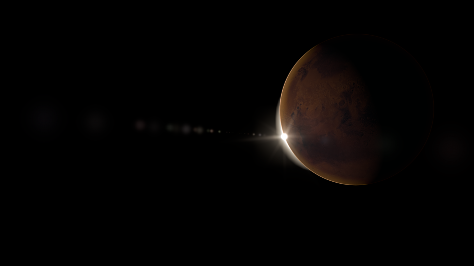 mars artists rendition