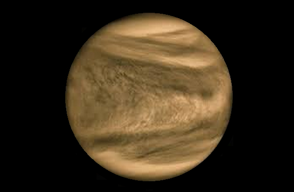 Venus' Atmospheric Y
