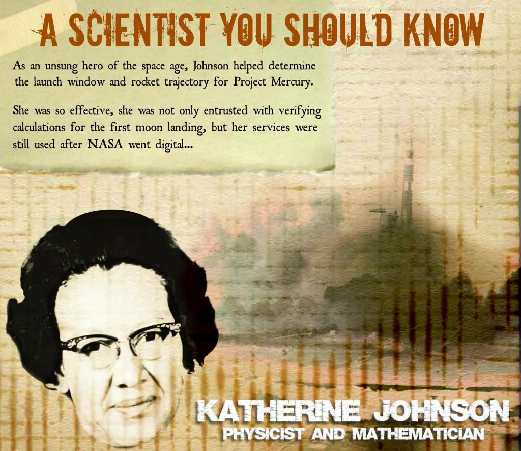 Katherine Johnson nasa scientist