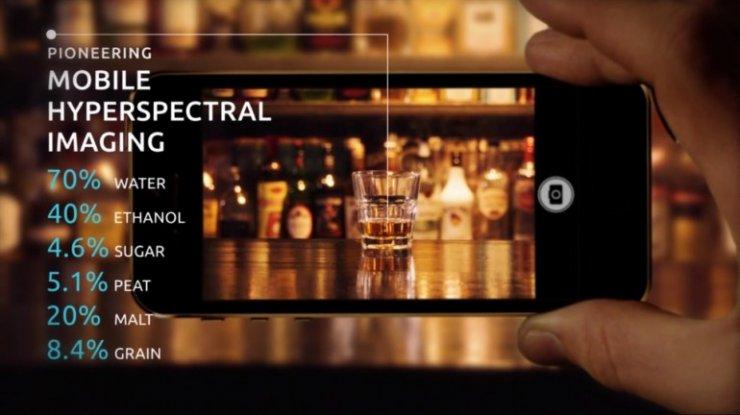 unispectral smart phone
